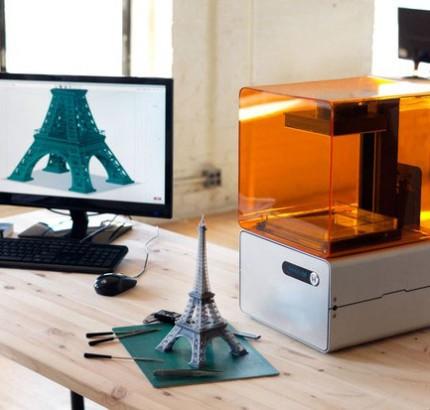 Dreidimensionale Druckertechnologie in der Praxis erklärt