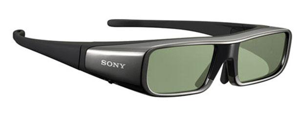 Aktive 3D-Shutterbrille von Sony
