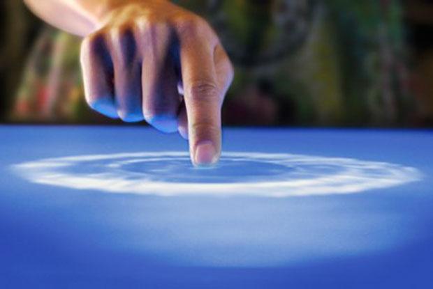 Arten von Touchscreens erklärt