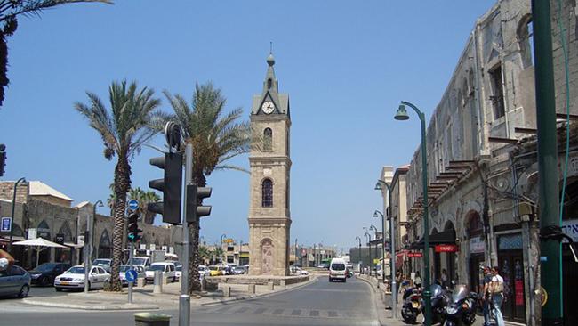 Zentrales Tel Aviv